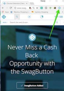 swagbucks swag button addon
